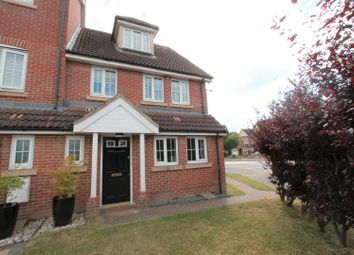 Thumbnail 4 bed end terrace house to rent in Campion Road, Hatfield
