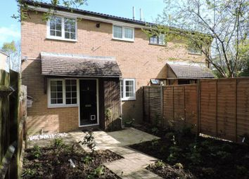 Thumbnail 1 bed terraced house to rent in Larchwood, Chineham, Basingstoke