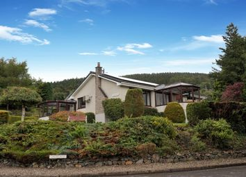 Thumbnail 3 bed detached bungalow for sale in Fearnan, Aberfeldy