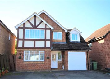 Thumbnail 4 bed detached house for sale in Lindford Chase, Lindford