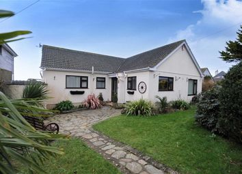 Thumbnail 3 bed detached bungalow for sale in Northcott Mouth Road, Poughill, Bude, Cornwall