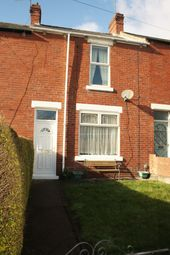 Thumbnail 2 bed terraced house to rent in Wellington Street, Lemington, Newcastle Upon Tyne