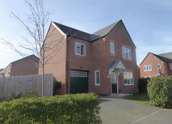 Thumbnail 4 bed detached house for sale in Elm Avenue, Penyffordd, Chester