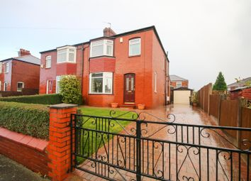 3 bed semi-detached house for sale in Victoria Road, Salford M6