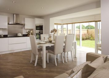 """Thumbnail 4 bedroom detached house for sale in """"Drummond"""" at Clinton Avenue, Luton"""