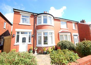 Thumbnail 3 bed semi-detached house for sale in Fifth Avenue, Blackpool, Lancashire