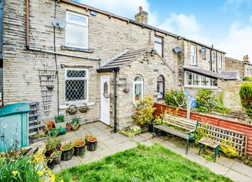 Thumbnail 2 bed cottage for sale in Warburton, Emley, Huddersfield