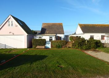 Thumbnail 3 bed detached house for sale in Gwithian Towans, Gwithian, Hayle