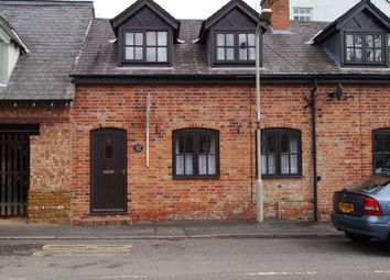 Thumbnail 2 bed terraced house to rent in Leicester Road, Billesdon, Leicester