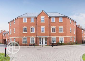 Thumbnail 2 bed flat for sale in Sanger Avenue, Biggleswade