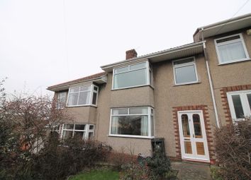 Thumbnail 3 bed terraced house to rent in Lindsay Road, Horfield, Bristol