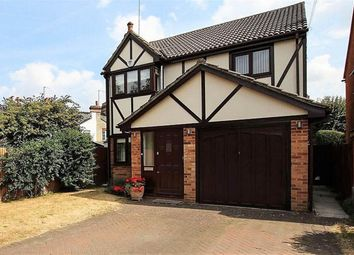 Thumbnail 4 bed detached house for sale in Stanbridge Road Terrace, Leighton Buzzard