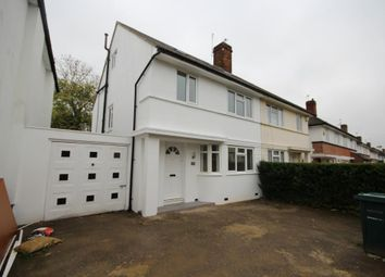 Thumbnail 4 bed semi-detached house for sale in The Grove, Edgware, Middlesex