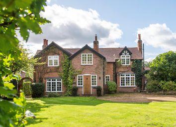 Mill Lane, Little Shrewley, Warwick, Warwickshire CV35. 4 bed detached house for sale