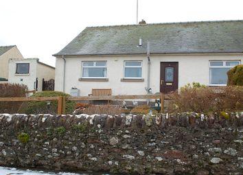 Thumbnail 3 bed semi-detached bungalow for sale in Leitfie Terrace, New Alyth Blairgowrie