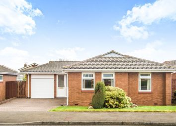 Thumbnail 3 bed bungalow for sale in Grosvenor Way, Chapel Park, Newcastle Upon Tyne