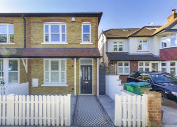 Thumbnail 3 bed terraced house for sale in Burtons Road, Hampton Hill, Hampton