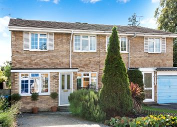 Thumbnail 3 bed semi-detached house for sale in Haleswood, Cobham
