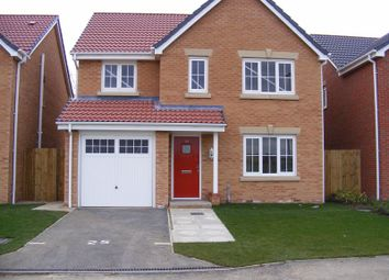 Thumbnail 4 bed detached house to rent in Neals Crescent, Grantham