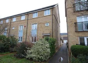 Thumbnail End terrace house for sale in Chieftain Way, Cambridge