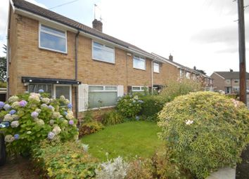 Thumbnail 3 bed semi-detached house to rent in Lawnswood, Hessle