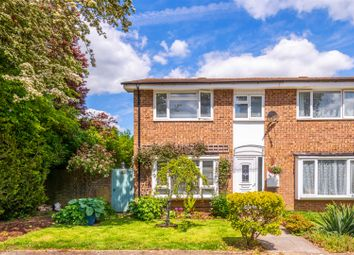 Thumbnail 3 bed end terrace house for sale in Sarel Way, Horley