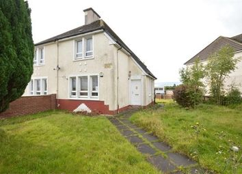 Thumbnail 2 bed semi-detached house for sale in Woodlands Avenue, Gartcosh
