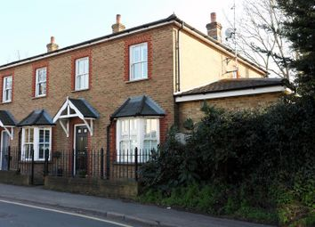 Thumbnail 3 bed semi-detached house for sale in High Street, Claygate, Esher