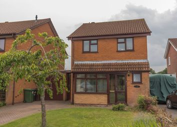 Thumbnail 3 bed link-detached house for sale in Caldeford Avenue, Monkspath, Solihull