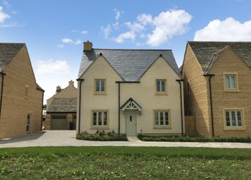 Thumbnail 4 bed detached house for sale in Quercus Road, Tetbury