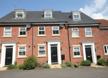 Thumbnail 3 bed terraced house for sale in Pach Way, Fernwood, Newark, Nottinghamshire.