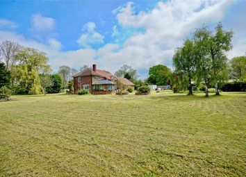Thumbnail 4 bed detached house for sale in Meadow Road, Great Gransden, Sandy