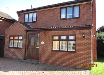Thumbnail 3 bed shared accommodation to rent in Lime Tree Avenue, Uppingham