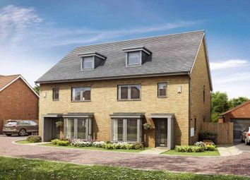"Thumbnail 5 bed semi-detached house for sale in ""Reigate"" at Marsh Lane, Harlow"