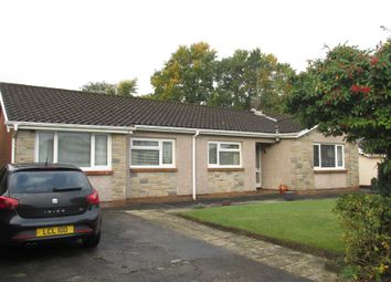 Thumbnail 5 bedroom detached bungalow for sale in Clos Cilfwnwr, Penllergaer, Swansea