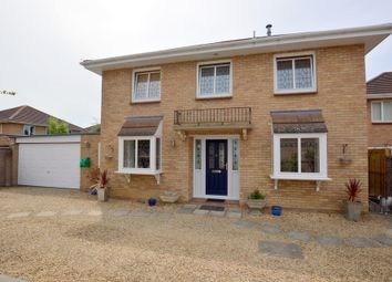 Thumbnail 4 bed detached house for sale in Brampton Court, Bowerhill, Melksham