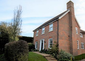 Thumbnail 3 bed semi-detached house for sale in Denmark Court, Palgrave, Diss