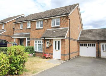 Thumbnail 3 bed end terrace house for sale in Stilwell Drive, Hillingdon