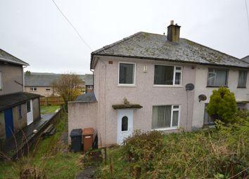 Thumbnail 3 bed semi-detached house for sale in Kirkstone Road, Hensingham, Whitehaven