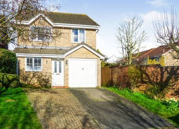 3 bed detached house for sale in Brecon Way, Huntingdon PE29