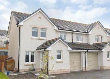 Thumbnail 3 bedroom semi-detached house for sale in Willow Avenue, Culduthel, Inverness