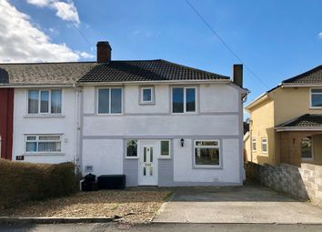 Thumbnail 3 bed semi-detached house for sale in Laing Street, Kenfig Hill, Bridgend
