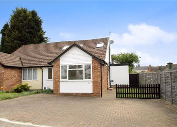 Thumbnail 4 bed semi-detached bungalow for sale in Glentrammon Avenue, Orpington