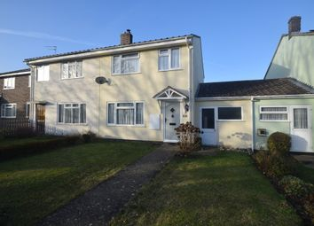 Thumbnail 3 bed end terrace house for sale in Gunary Close, Boxford, Sudbury