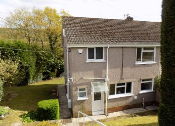 Thumbnail 3 bed semi-detached house for sale in Dulais Close, Aberdulais, Neath, Neath Port Talbot.