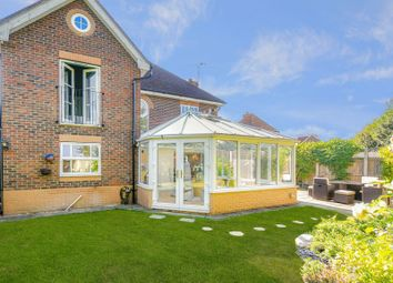 Thumbnail 4 bed detached house for sale in Cleves Close, Loughton