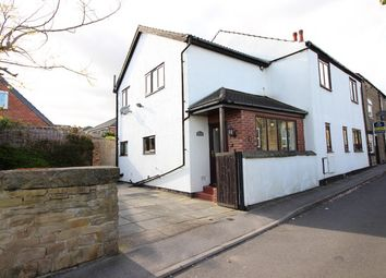 Thumbnail 4 bedroom end terrace house for sale in Highfield Lane, Woodlesford, Leeds