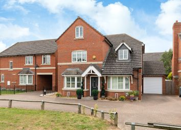 Thumbnail 4 bed detached house for sale in Hemlock Close, Weston Turville, Aylesbury