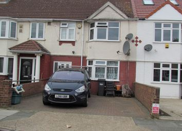 Waye Ave, Cranford TW5. 3 bed terraced house
