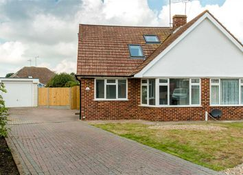 Thumbnail 3 bed semi-detached house for sale in Woodside Gardens, Sittingbourne
